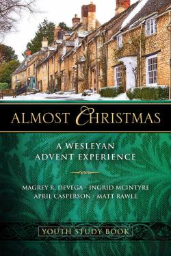 Bertrand.pt - Almost Christmas Youth Study Book