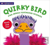 Alphaprints Touch & Feel Quirky Bird