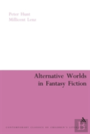 Alternative Worlds In Fanatasy Fiction
