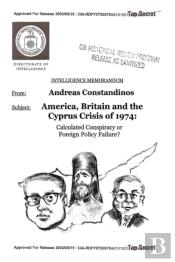 America, Britain And The Cyprus Crisis Of 1974