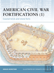 American Civil War Fortificationscoastal Stone Forts