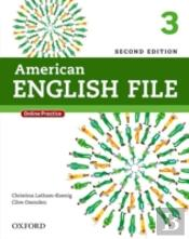American English File 2e 3 Student Book Pack