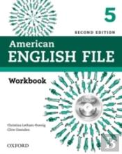 American English File 2e 5 Workbook Without Key Pack