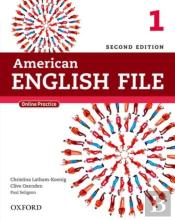 American English File: Level 1: Student Book