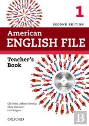 American English File: Level 1: Teacher'S Book With Testing Program Cd-Rom