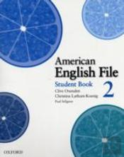 American English File Level 2: Student Book