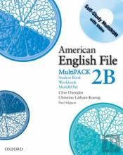 American English File Level 2: Student Book/Workbook Multipack B