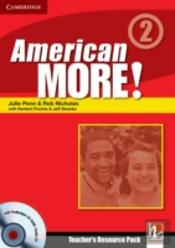 American More! Level 2 Teacher'S Resource Pack With Testbuilder Cd-Rom