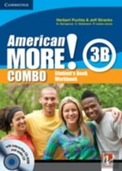 American More! Level 3 Combo B With Audio Cd/Cd-Rom