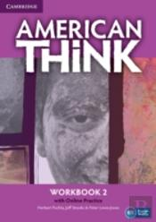 American Think Level 2 Workbook With Online Practice