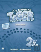 American Tiger Level 2 Teacher'S Edition Pack