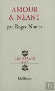 Amour Et Neant