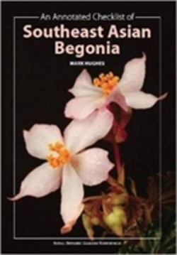 Bertrand.pt - An Annotated Checklist Of Southeast Asian Begonia