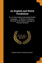 An English And Welch Vocabulary