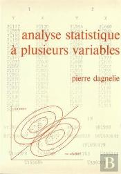 Analyse Statistiques A Plusieurs Variables