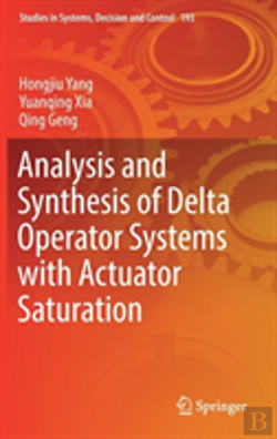 Bertrand.pt - Analysis And Synthesis Of Delta Operator Systems With Actuator Saturation
