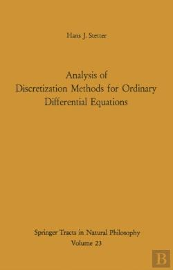 Bertrand.pt - Analysis Of Discretization Methods For Ordinary Differential Equations