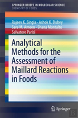 Bertrand.pt - Analytical Methods For The Assessment Of Maillard Reactions In Foods