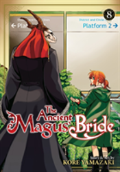 Ancient Magus Bride Vol 8 The