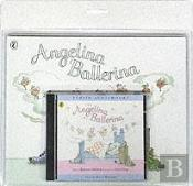 Angelina Ballerina - Book And Cd, Read By Finty Williams