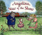 ANGELINA, STAR OF THE SHOW