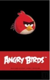Angry Birds Ruled Journal