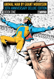 Animal Man By Grant Morrison Book One 30th Anniversary