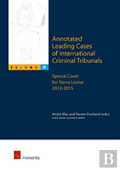 Annotated Leading Cases International