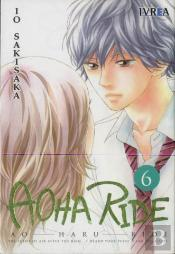 Aoha Ride Nº 6 (Comic)