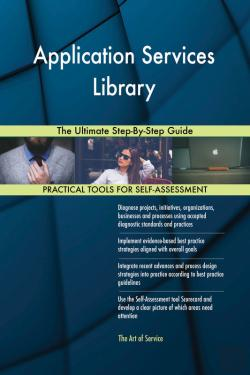 Bertrand.pt - Application Services Library The Ultimate Step-By-Step Guide