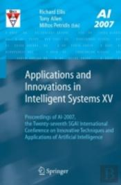 Applications And Innovations In Intelligent Systems