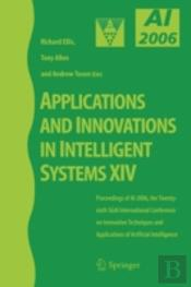 Applications And Innovations In Intelligent Sytems