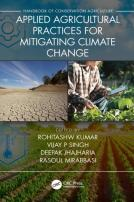 Applied Agricultural Practices For Mitigating Climate Change (Volume 2)