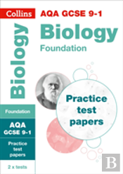 Aqa Gcse 9-1 Biology Foundation Practice Test Papers