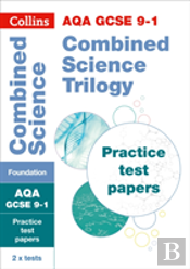 Aqa Gcse 9-1 Combined Science Foundation Practice Test Papers