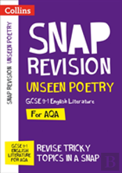 Aqa Gcse 9-1 English Literature: Unseen Poetry