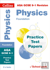 Aqa Gcse Physics Foundation Practice Test Papers
