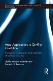 Arab Approaches To Conflict Resolution