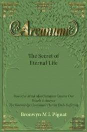 Arcanum The Secret Of Eternal Life
