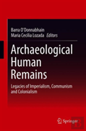 Archaeological Human Remains