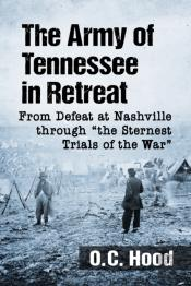 Army Of Tennessee In Retreat