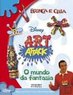 Bertrand.pt - Art Attack - O Mundo da Fantasia