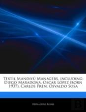 Articles On Textil Mandiyu Managers, Including