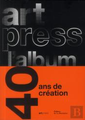 Artpress, L'Album