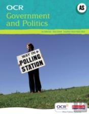 As Government And Politics For Ocrstudent Book