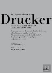 As Lições de Peter F. Drucker