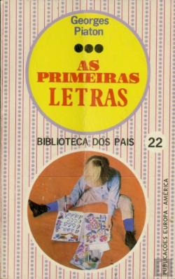 Bertrand.pt - As Primeiras Letras