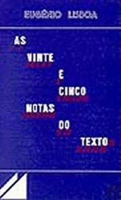 Bertrand.pt - As Vinte e Cinco Notas do Texto