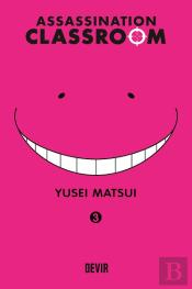 Assassination Classroom N.º 3