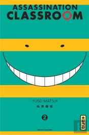Assassination Classroom T.2 T2